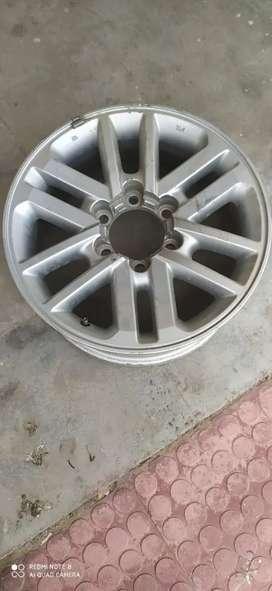 2013 model Fortuner Alloy wheel for sale