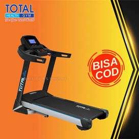 treadmill elektrik tl 199 treadmil 3 hp total COD Cilacap