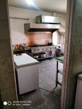 Restaurant kitchen setup, appliances, utensils, etc for sale
