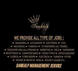 Front desk office / office coordinator