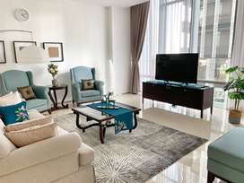 Sewa Senopati Suites 3BR Luas 307 m2 Furnished