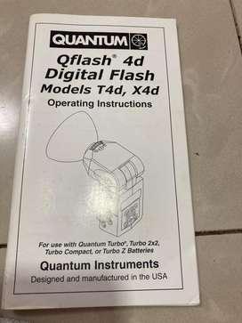 Quantum Q Flash  4 D