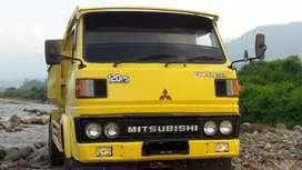 Mitsubishi Dump Truck