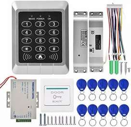 Electric lock and access control system