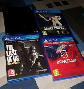 Ps 4 games cd