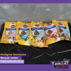 Snack Anjing DentaStix Pedigree All Varian