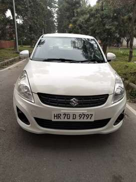 Swift Dezire vxi2013