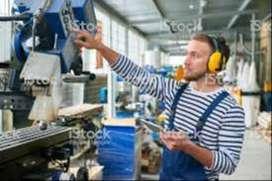 CNC/ VMC/ HMC Machine operator