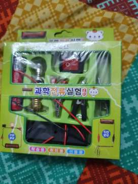 Electric circuit bulb kit