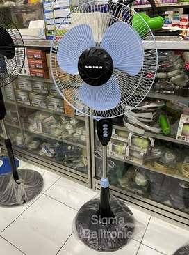 Kipas angin berdiri 16 inch Mikaila Stand fan MKL-806