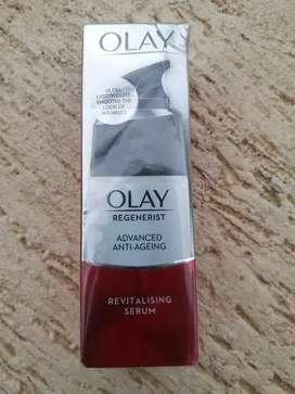 Olay anti-aging serum