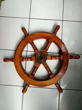 Kemudi kapal laut
