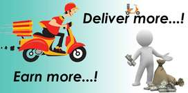 urgently required delivery executives