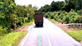 Kavling Area di Kalimantan Tengah luas 2,8 Ha harga 1,85M nego