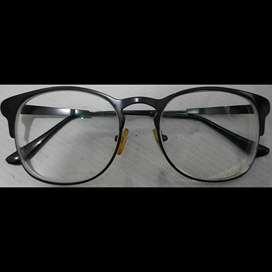 Frame Kacamata - Lensa Minus