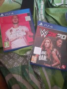 WWE 2K20 CD