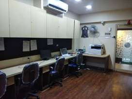full furnished office for rent in mayuresh chambers