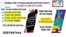 Just Typing Work Data Entry Part Time Jobs