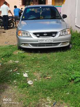 Hyundai accent crdi  diesel engine