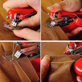 Alat Mesin Jahit Mini Portable Tangan Portabel