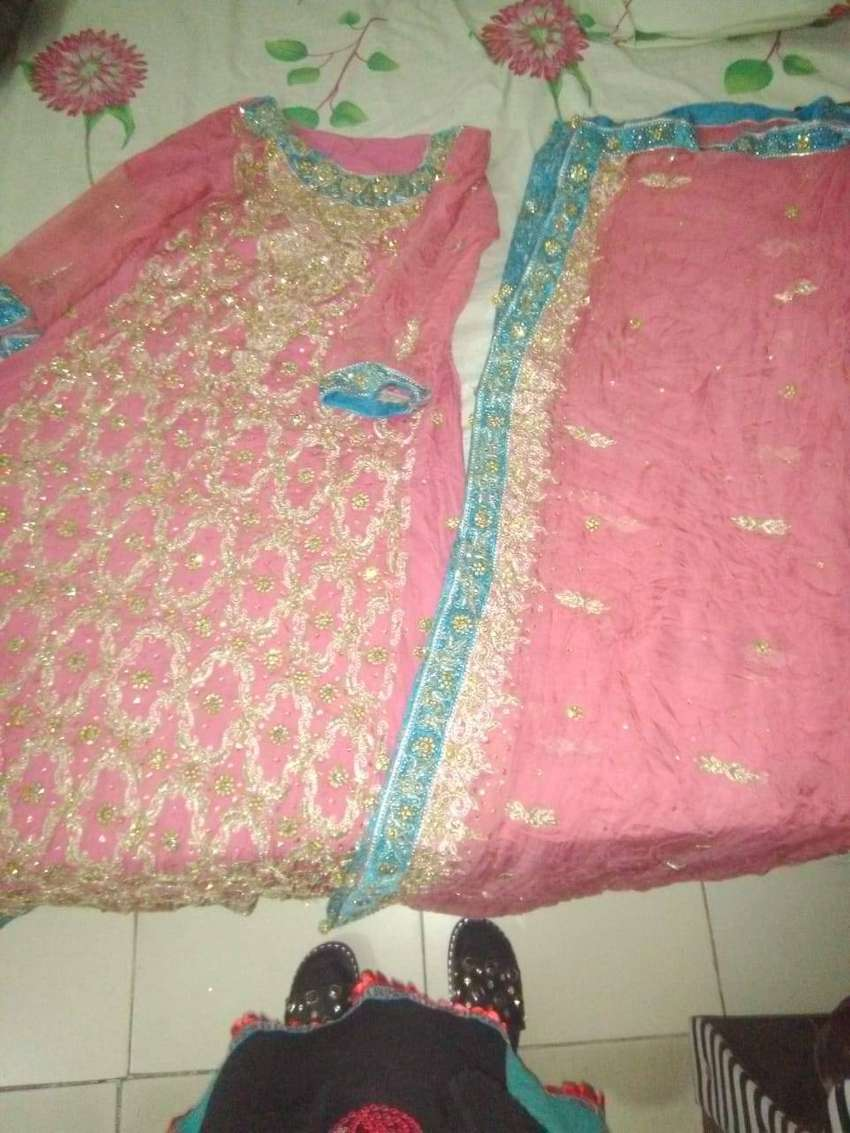bridal maxi used only once Rs 16950 0