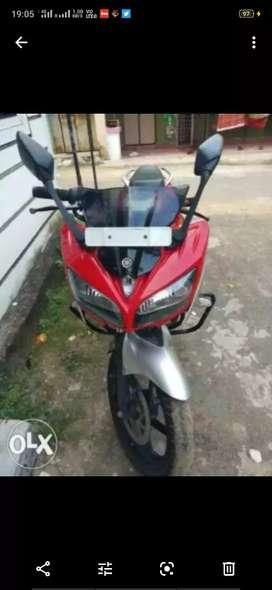 Yamaha Fazer version 2.0