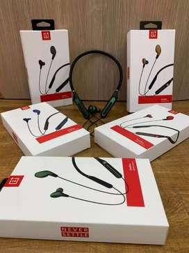 One +  wireless headphones