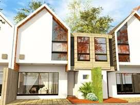 Rumah Murah DP 0% konsep mewah di Colomadu dekat kota Solo