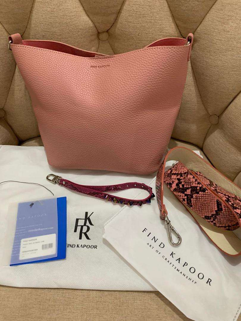 Find Kapoor ORI tas wanita pink Preloved