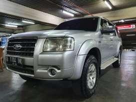 FORD EVEREST 2.5 XLT  Diesel AT 2008 Fulloriginal Istimewa Jarangada