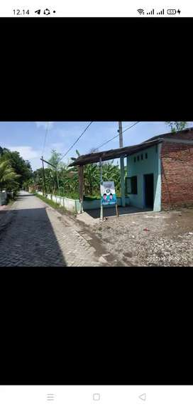 Rumah kampung BU taman Sidodadi