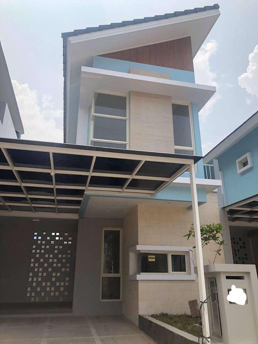 Dijual Rumah Cluster Lavesh - Harapan Indah 0