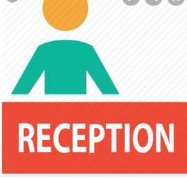 Vodafone require a receptionist