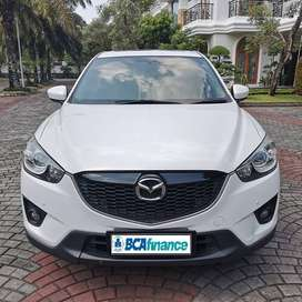 [DP43JT] Mazda CX5 GT 2.5 A/T 2013 Sunroof bs kredit