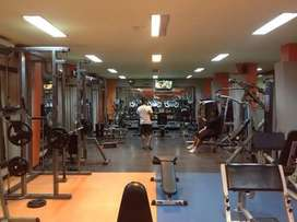 Fitness center sale