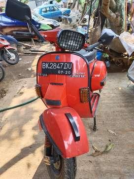 Vespa Spartan 200 cc
