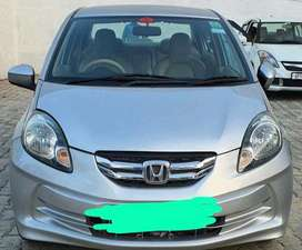 Honda Amaze 2014 CNG & Hybrids Well Maintained