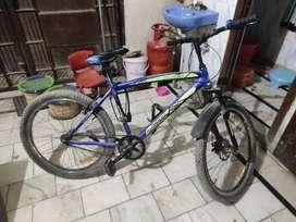Very nice bicycle