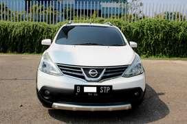 Nissan XGEAR A/T Putih 2013