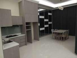 Desain interior furniture apartemen rumah cafe barbershop dll