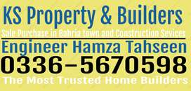 Available Plots for sale in Bahria town phase 8, Safari Valley