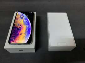 Apple iPhone X 64Gb White Silver