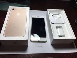 Apple iPhone 7 with all color available