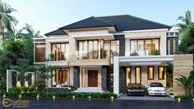Jasa Arsitek Sulawesi Desain Rumah 591m2