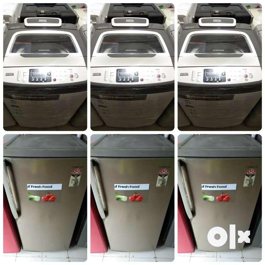 Having best WARRANTY 5 year fridge//washing machine delivery free