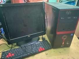 Komputer, CPU dan keyboard kondisi hang