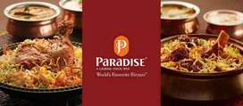 Paradise hiring team members-FOH&BoH