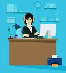 Receptionist & Tellecaller required for Real Estate Office