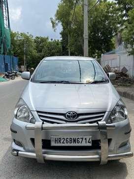 Toyota Innova 2.5 GX (Diesel) 7 Seater, 2011, Diesel