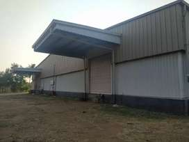 Warehouse/Godown for rent, NH frontage, Walayar, Palakkad.